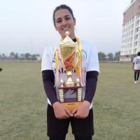 Sarita Padra Athlete
