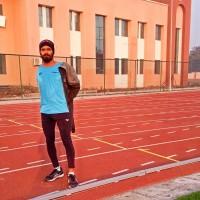 Abhinay Kumar Athlete