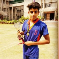 Ashish Chaudhary Athlete