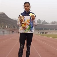 Taranjeet Kaur Athlete