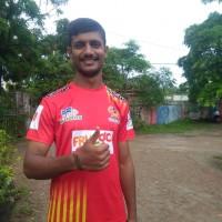 Bhupat Karamta Athlete