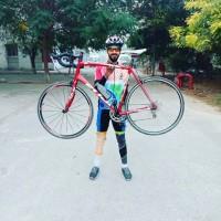 Akshay Singh Athlete
