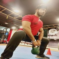 Mayank GhoshDastidar Sports Fitness Trainer