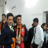 Ram Verma Athlete