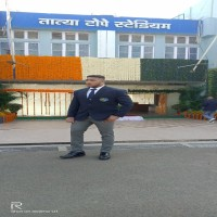 Salman Patel Athlete