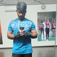 MUHAMMAD FAISALVK Sports Fitness Trainer