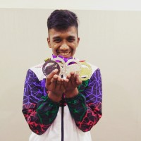 Harshal Dardemal Athlete