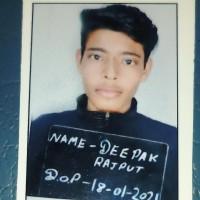 Deepak Rajput Athlete