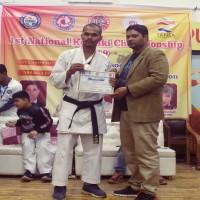 Chandra Prakash Mani Athlete