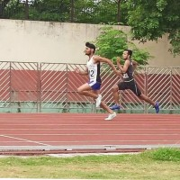 Manpreet Singh Athlete