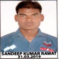 Sandeep Kumar Rawat Athlete
