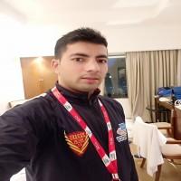 Vipin Malik Athlete