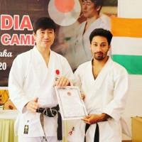 Sunil Sharma Coach