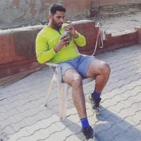 Vinit Mandhaniya Athlete