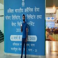 Rajesh Mittal Athlete