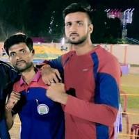 Krishna Thakur Sports Official