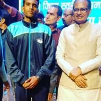 Pavan Kishor Manjhi Athlete