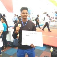 Priyanshu Kumar Athlete