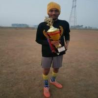 Harpreet Preet dhillon Singh Athlete