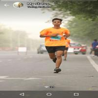 Ankush Singh Athlete
