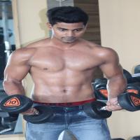 Raj Rajhans Sports Fitness Trainer
