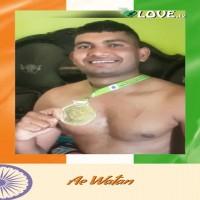 Somveer Singh Athlete