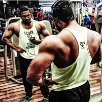 Sagar Pednekar Sports Fitness Trainer