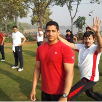 Syed Shakeer Sports Fitness Trainer