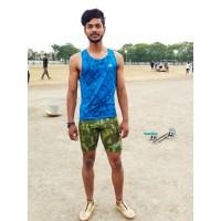 Abhijeet Borasi Athlete