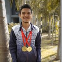Haresh Baraiya Athlete