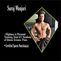 Suraj Wanjari Sports Fitness Trainer
