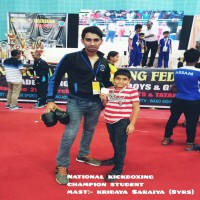 Suvesh Rakesh Sharma Sports Fitness Trainer
