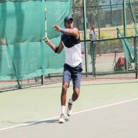 Visakh V S Athlete