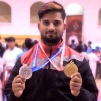 Roshan Yadav Athlete