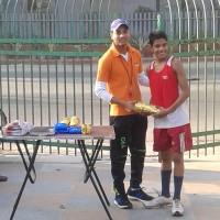 Dilip Katariya Sports Official