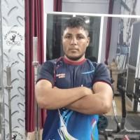 Roshan Meena Athlete