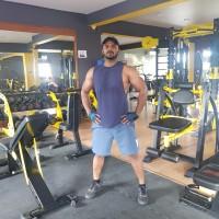 Umesh Batchu Sports Fitness Trainer