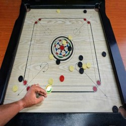 Carrom Dron Award