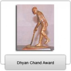 Dhyan Chand Award