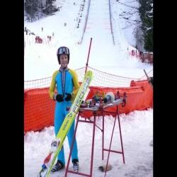 Le Tremplin Olympique du Mont
