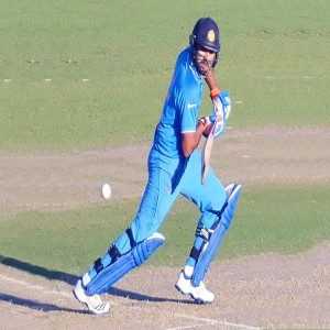"""The """"Hit Man"""" of the Indian Cricket Team Rohit Sha..."""