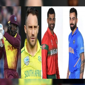 Asia XI and World XI squads for T20I series announced: Kohli, Dhawan, Rahul, Pant, Shami & Kuldeep in the squad