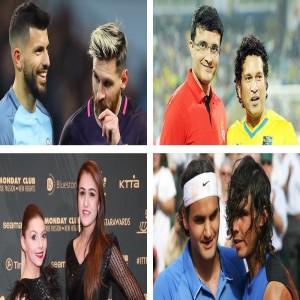 The Friendship between Sports Stars – International Friendship Day 2020