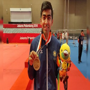 The Rising Star of Indian Table Tennis - Harmeet Desai