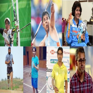 Para-Sports Heroes of India