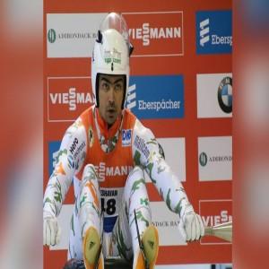 Asia's Fastest Man on Ice: Shiva Keshavan