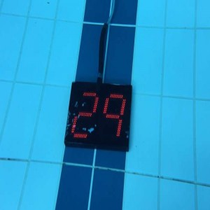 Underwater Lap Counters