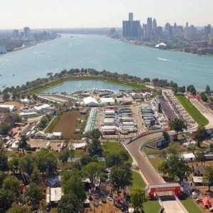 Detroit street circuit