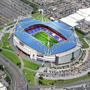 University of Bolton Stadium