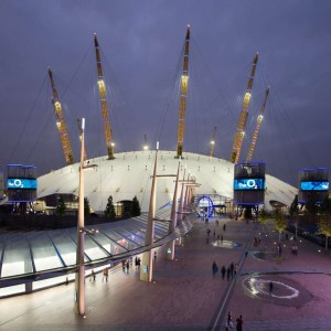 The O2 Arena (North Greenwich Arena)